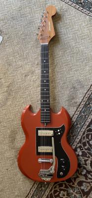 sg Johnny guitars.(Teisco)