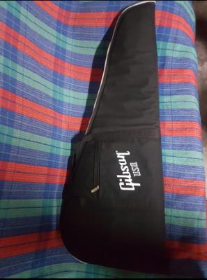 Funda Gibson deluxe para Les Paul, sg, strato, telecaster