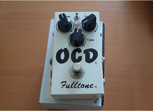 Fulltone OCD V1.7 Obsessive Compulsive Drive Pedal
