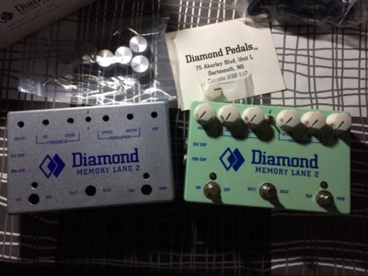 Diamond Memory Lane 2 + Extras