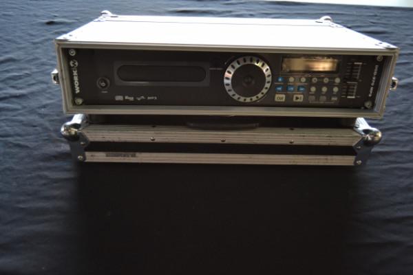 REPRODUCTOR DE CD -  WORK DCD-370 MP3