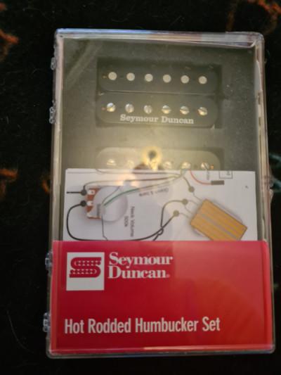 Hot Rodded Humbucker Set - VENDIDO