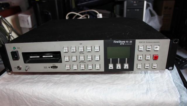 Grabadora broadcast Firestore FS-2E