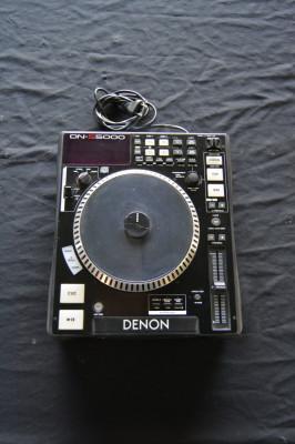 REPRODUCTOR CD DENON DN-S5000