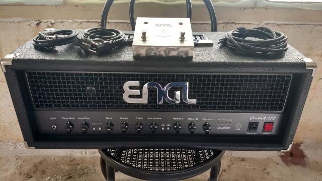 ENGL Fireball 100+Z4+TODO válvulas TAD nuevas ¡Gastos incluidos!