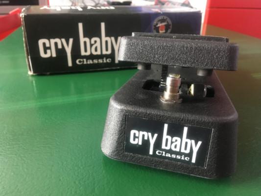 Wah Crybaby classic GCB-95F Fasel