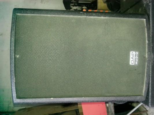 Vendo 2 cajas DAP AUDIO RX12A