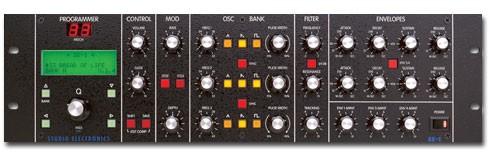 Studio Electronics SE-1 (Minimoog MIDI)