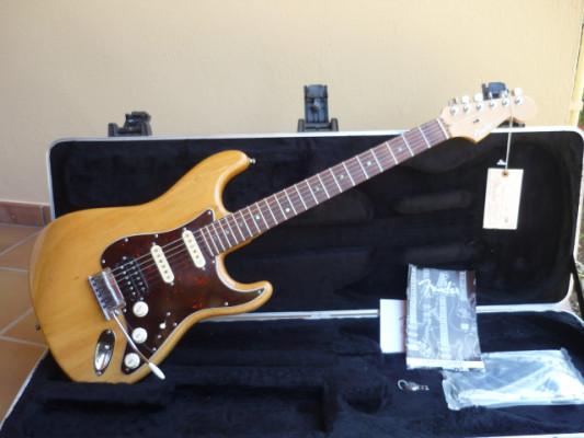 Fender Stratocaster Deluxe USA (pastillas Suhr)