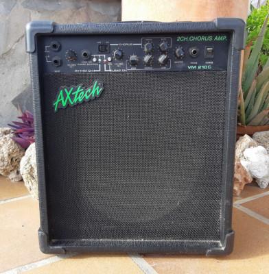 Amplificador con efectos