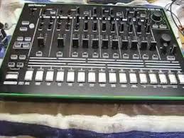 TR-8 por MC-909