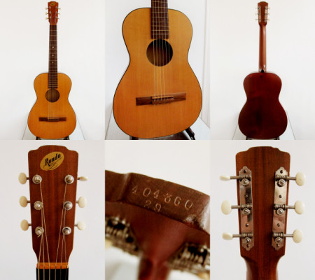 Rondo Model 29, Made in Sweden by Levin in 1960 ¡Ahora con video!