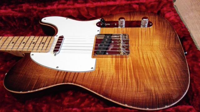 "Fender Telecaster American Select ""Custom"""