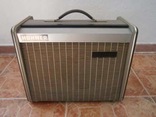 Hohner Orgaphon 18M (Alemania 1963 - todo valvulas)