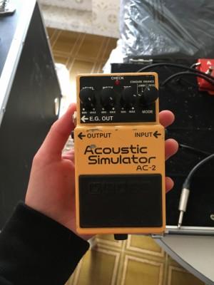 Acustic simulator AC2