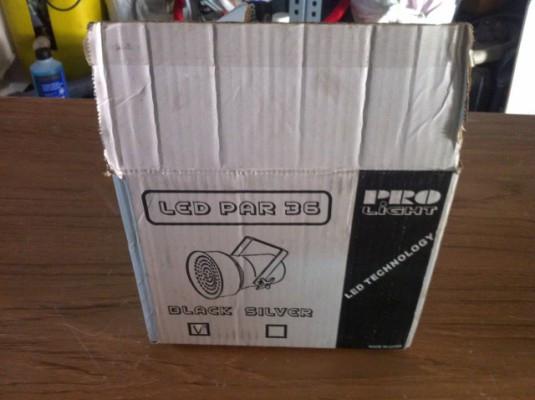 Foco Pro-Light PAR 36 Led