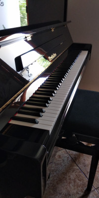 Piano vertical Wendl & Lung 122 Universal.