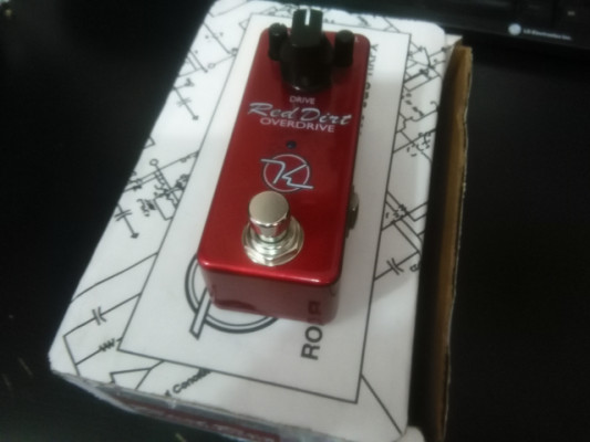 Keeley Red Dirt Overdrive Mini (envío incl.)