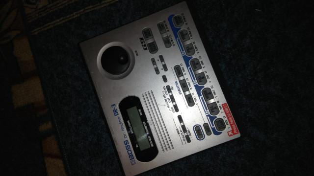 Caja de ritmo Boss dr-3