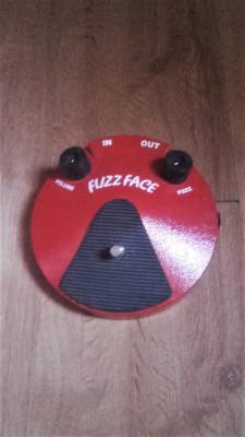 Dunlop Dallas Arbiter Fuzz Face pedal