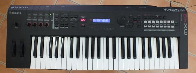 Yamaha MX 49  v.1