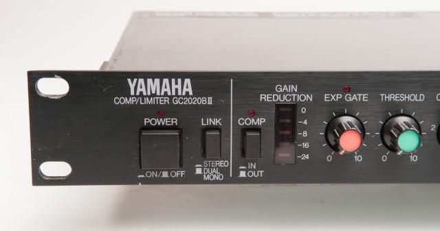 YAMAHA GC2020 compresor