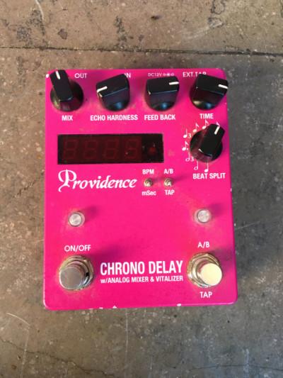 Providence DLY4 Chrono Delay