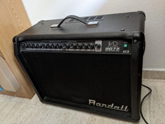 Randall RG75G3