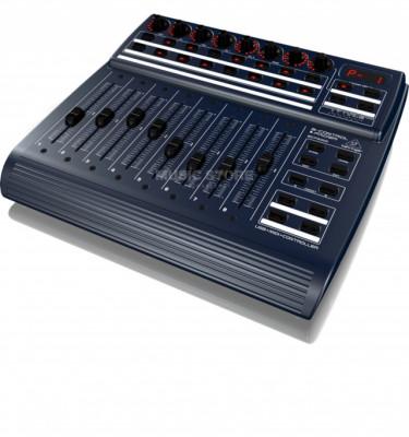 Controlador MIDI Behringer BCF2000