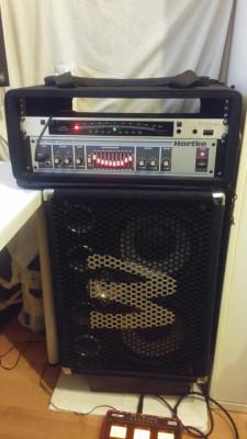 Amplificador bajo por guitarra