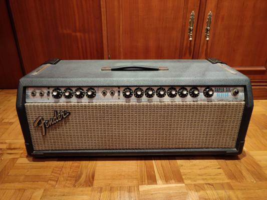 O CAMBIO Fender Super Six Reverb 1976 Silverface