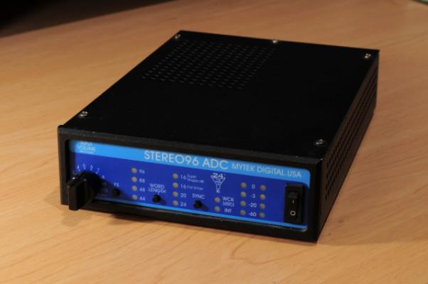 Convertidor Mytek Stereo 96 ADC