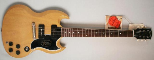 Gibson Custom Shop SG Special