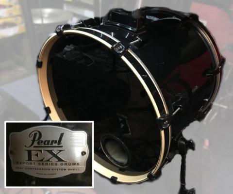 "BUSCO Bombo Pearl 22""x18 EX2218"