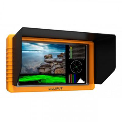 "Lilliput Q5 Monitor 5"" SDI y HDMI Full-HD"