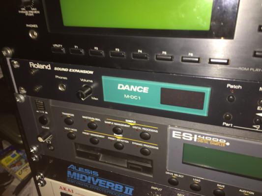 Módulo roland Dance M-DC1