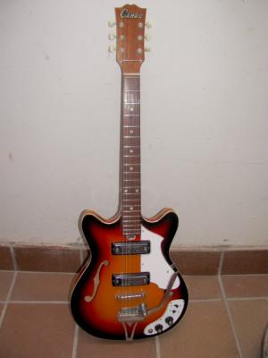 Guitarra Cameo años 70 made in Japan. Super-precio!!!
