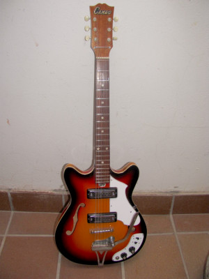 Guitarra Cameo años 70 made in Japan