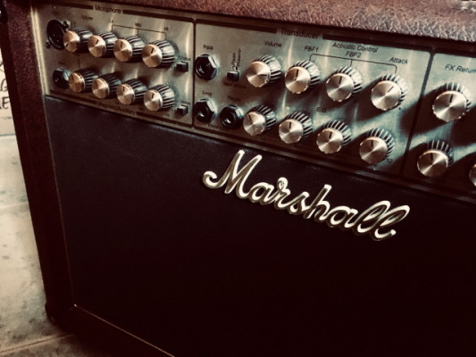 Cambio Marshall AS80R Soloist