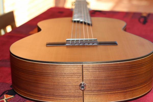 Guitarra clasica Antonio Carvvacho 5cmx