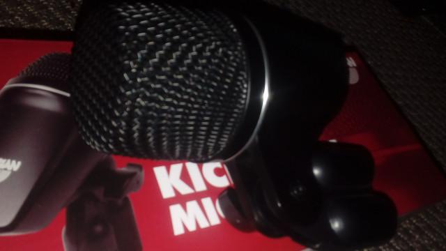 microfonos SABIAN kit bateria