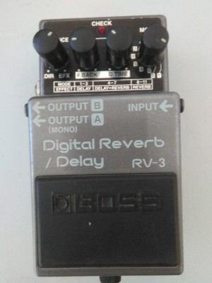 VENDO BOSS RV3