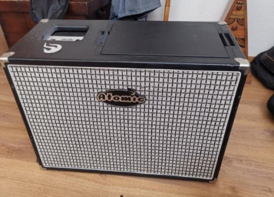 Vendo amplificador válvulas Frfr atomic 18w