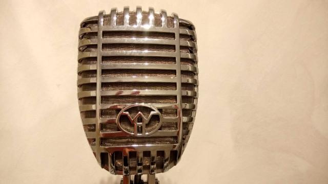 Micrófono Superlux WH5 retro