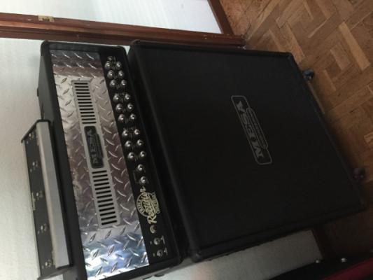 Mesa Boogie Triple rectifier+ 4x12 ¡¡¡ BAJADA DEL PRECIO  !!!!!