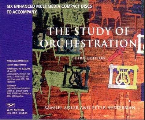 Estudio de la Orquestación 6 CD