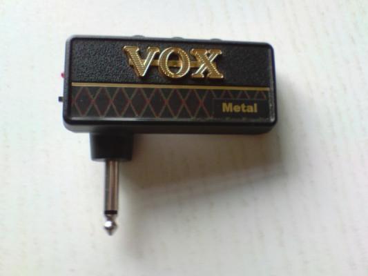 Miniamplificador VOX Metal