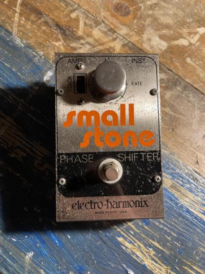 Ehx Small Stone vintage