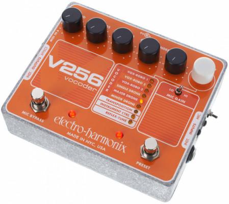 Vendo Electro Harmonix Vocoder + su fuente de alimentación nuevos