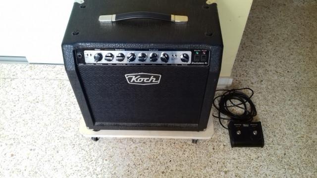 Amplificador (combo) de guitarra Koch Studiotone XL